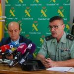 La Guardia Civil detiene a 15 personas por robos en viviendas de El Casar