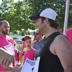Éxito rotundo del 1er Campeonato del Mundo de Lanzamiento de Ladrillo de Valdeluz