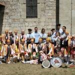 La tradición de las danzas de Galve de Sorbe, un año más fiel a su cita