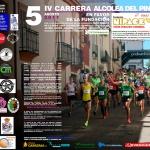 El 5 de agosto, IV Carrera de Alcolea del Pinar a favor de Nipace
