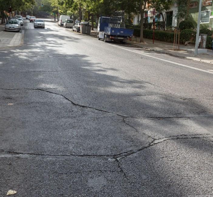 Varias calles de Guadalajara serán asfaltadas una vez terminen las fiestas