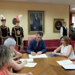 El Ayuntamiento firma varios convenios con diferentes ONG´s