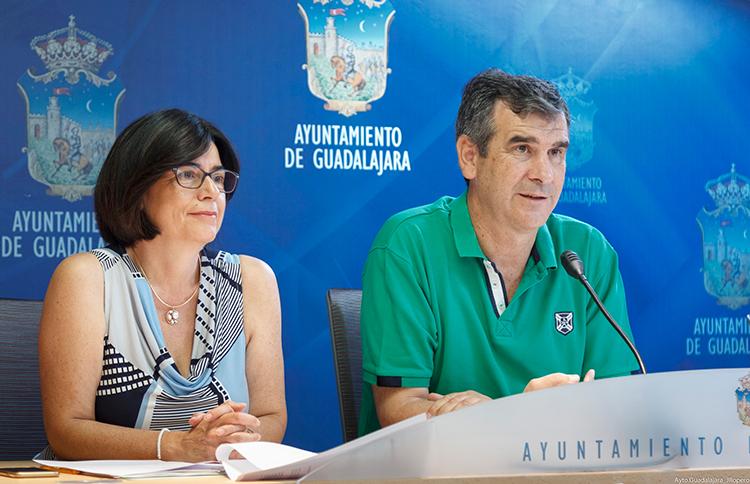 Rueda de prensa de Antonio Román