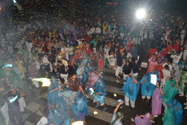 Inicio de las fiestas del año pasado. Fotografía: Álvaro Díaz Villamil / Ayuntamiento de Azuqueca