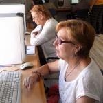 En Cabanillas, cursos de informática para personas mayores