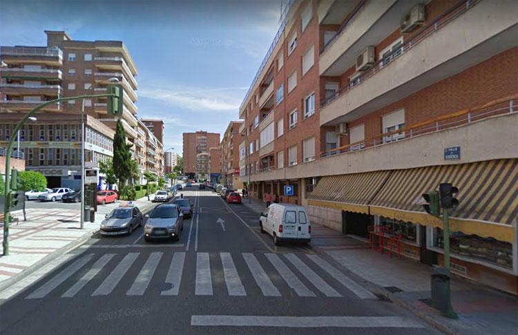 Las obras de remodelación de la calle Sigüenza comenzaran en los próximos días