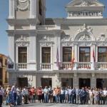 Guadalajara se suma a la condena por los atentados de Barcelona y Cambrils