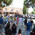 Azuqueca muestra su dolor tras los atentados de Barcelona y Cambrils