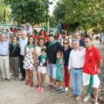 La Consejera de Fomento anuncia las obras de reforma de la carretera de Marchamalo