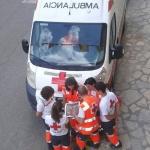 Cruz Roja Guadalajara desplegará hoy en el encierro de Brihuega un importante dispositivo sanitario