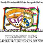 El Real Madrid Castilla vuelve al Escartín