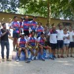 Brihuega acogió el trofeo MTB Jardín de la Alcarria
