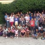Diputación acoge la fiesta de despedida a los niños saharauis que han participado en el programa 'Vacaciones en Paz 2017'