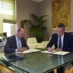 Diputación y UNED renuevan el convenio de colaboración