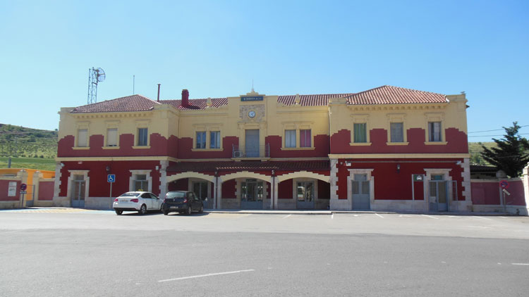 Estación de Sigüenza