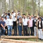 La Junta va a potenciar la señalización turística de la ruta ganchera del Alto Tajo