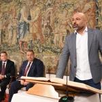 Fuensalida acogió la toma de posesión de los nuevos miembros del Gobierno