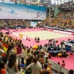 Guadalajara albergará en 2018 y 2019 la Copa del Mundo de Gimnasia Rítmica