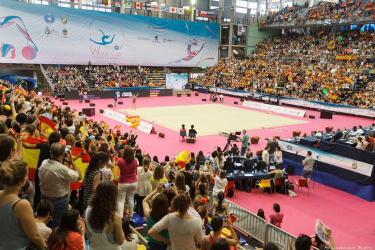 El Multiusos albergó el último campeonato celebrado en la capital