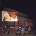 Música, luces e imágenes para singular espectáculo en la ermita de Santa Catalina de Hinojosa