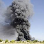 Chiloeches: a un año del incendio tóxico