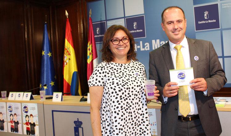 """Charro Narro y Alberto Rojo presentan la campaña """"Sin un sí es un no"""""""
