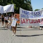 Vecinos de Huetos exigen una solución ante la falta de cobertura móvil