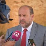 """Martínez Guijarro: """"El Partido Popular quiere dilatar la entrada en vigor de los presupuestos y eso puede tener efectos negativos"""""""