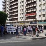 La comunidad musulmana de Guadalajara se manifiesta contra el terrorismo