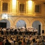 El concierto de verano de la Banda de Música de Pastrana preludio de las fiestas
