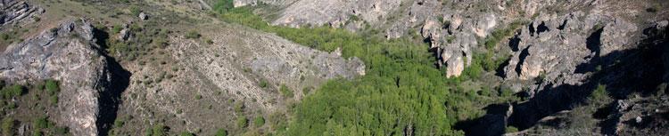 Vista del parque. (Foto: Áreas protegidas/JCCM)