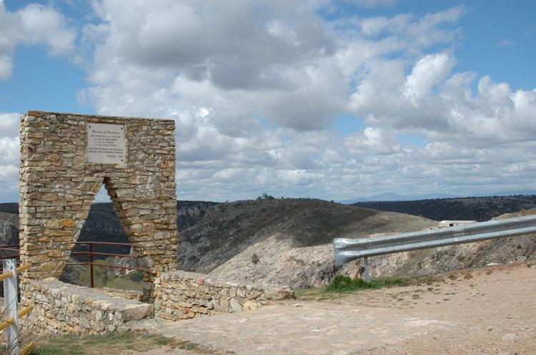 Mirador de Rodríguez de la Fuente (Foto henaresaldia)