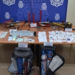 De Rumanía a Guadalajara y Madrid para robar joyerías