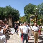 Sigüenza honra a su patrono, San Roque