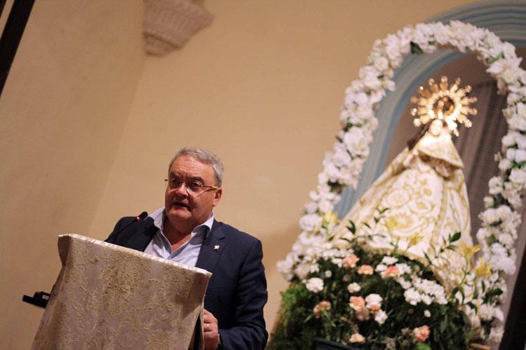 Juan Antonio de las Heras pregonó las fiestas de Tamajón