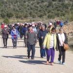 Rutas senderistas en pro del envejecimiento activo este otoño