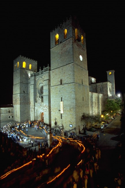 Catedral de Sigüenza. //Foto: Ayuntamiento de Sigüenza.