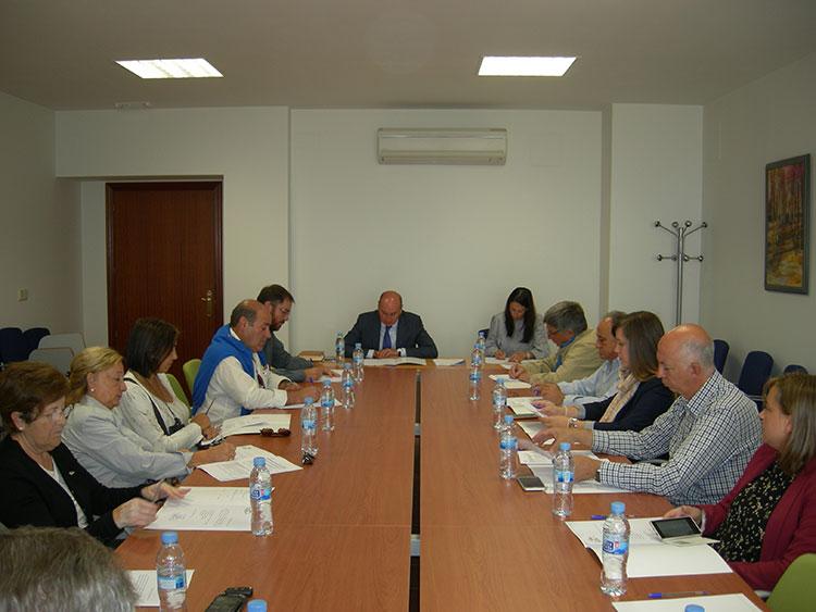 Última reunión de ADEl Sierra Norte