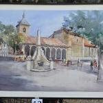 Entregados los premios del concurso de pintura de Alovera