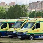 Desconvoca la concentración de los trabajadores de ambulancias