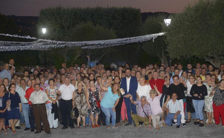 José Luis Blanco ha anunciado en Toledo que presenta su candidatura a la secretaria General del PSOE en Castilla La Mancha