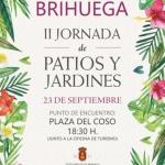 Ruta para conocer los patios y jardines de Brihuega