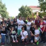 """Brillante jornada de deporte solidario en un emocionante """"Duatlón Caminando por la Inclusión"""""""
