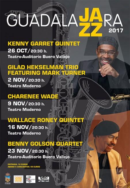 Cartel del Ciclo de Jazz