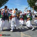 Danzantes de Majaelrayo