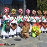 Danzantes del Santo Niño en Majaelrayo