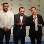 Page y Blanco, 'cara a cara' en el único debate previo a las Primarias