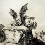 """""""Los desastre de la guerra"""" de Goya, expuestos en Ibercaja"""