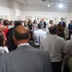 Inauguradas las exposiciones de Ferias en distintas salas de la capital