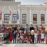 La historia de Guadalajara hecha Gigante (y Cabezudo)